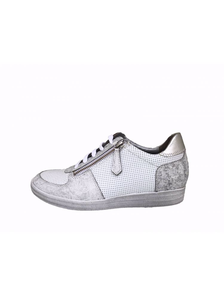 Verhulst schoenen 7332A 2772 Rosa sneaker wit