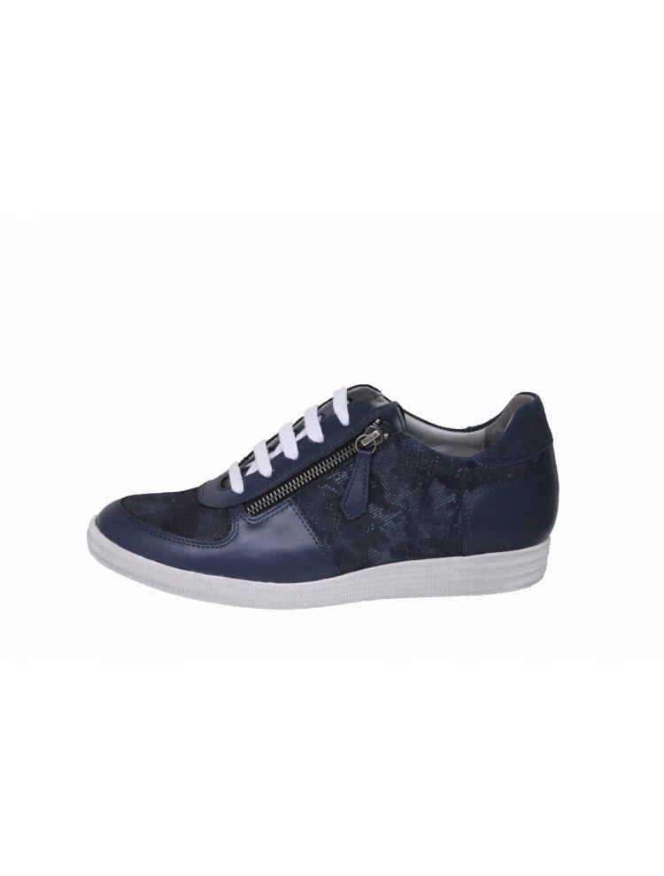 Verhulst schoenen 7332A 2764 Rosa sneaker blauw