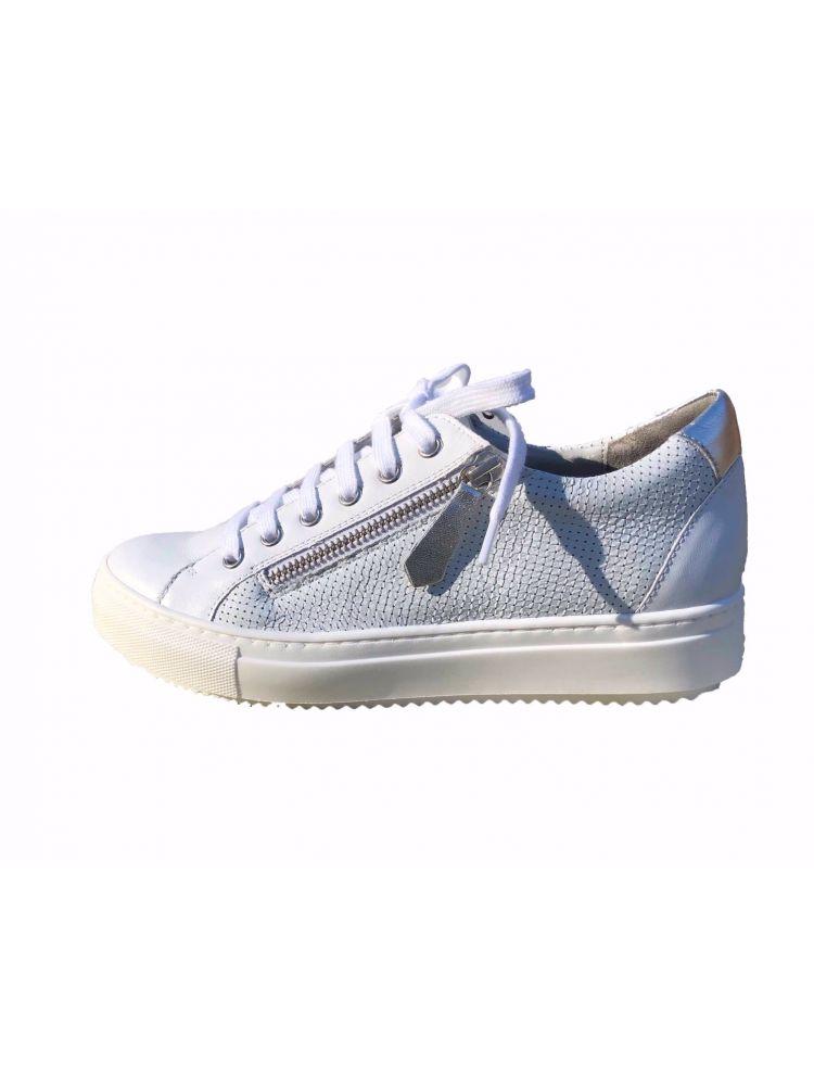 Verhulst schoenen 8341 2763 Tara sneaker wit