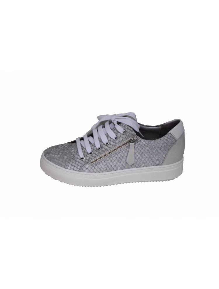 Verhulst schoenen 8341 2714 Tara sneaker zilver