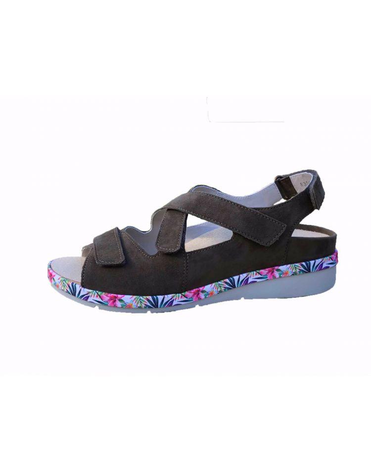 Verhulst schoenen 8356 2789 Hetty sandaal groen