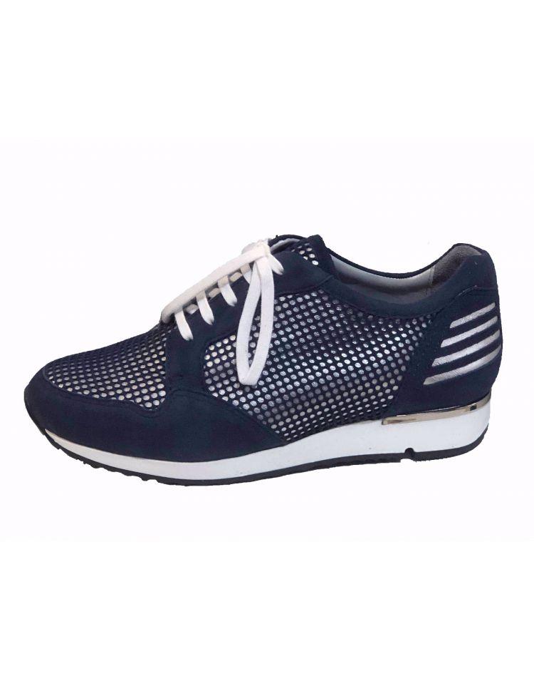 Verhulst schoenen 9335 2788 Isabelle sneaker blauw